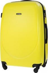 Solier Walizka podróżna STL856 żółta r. S
