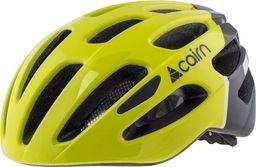 Cairn Kask rowerowy Prism Zielono-Czarny r. 55-58 cm (0.30005.0.30.M)
