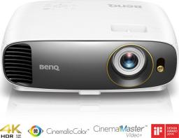 Projektor BenQ W1720 Lampowy 3840 x 2160px 2000lm DLP