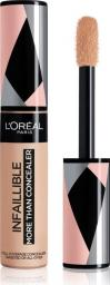 L'Oreal Paris Korektor do twarzy i pod oczy Infaillible More Than Concealer 324 Oatmeal 11ml