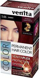 Venita VENITA_Plex Protection System Permanent Hair Color farba do włosów z systemem ochrony koloru 5.66 Cherry