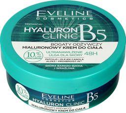 Eveline EVELINE_Hyaluron Clinic B5 bogaty odżywczy hialuronowy krem do ciała 200ml