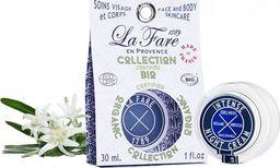 La Fare 1789 Intense Night Cream intensywny krem na noc Edel Weiss & Hibiscus & Sesame & Macadamia 30ml