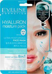 Eveline Maseczka do twarzy Hyaluron Moisture Pack Ultra Moisturising Face Mask ultranawilżająca