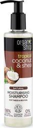 Organic Shop Natural Moisturising Shampoo naturalny szampon nawilżający Coconut & Shea 280ml