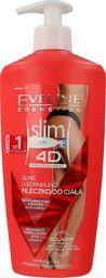 Eveline EVELINE_4D Slim Extreme silnie ujędrniające mleczko do ciała 350ml