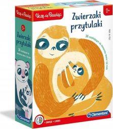 Clementoni Zwierzaki Przytulaki