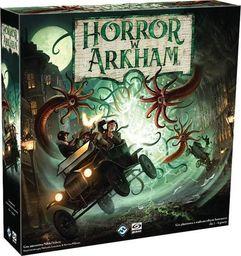 Galakta Gra planszowa Horror w Arkham 3 Edycja