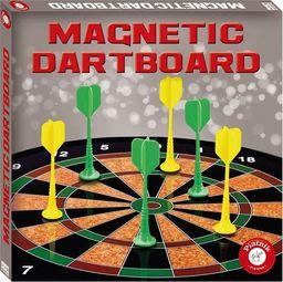 Piatnik Gra Rzutki Magnetyczne