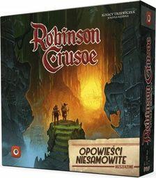 Portal Games Gra planszowa Robinson Crusoe: Opowieści Niesamowite rozszerzenie