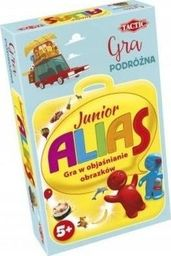 Tactic Gra Alias Junior wersja podróżna