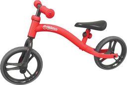 Yvolution Rowerek biegowy Velo Air czerwony