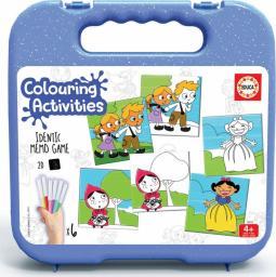 Educa Puzzle do kolorowania 36 elementów Las