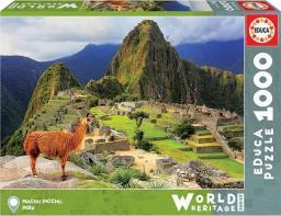 Educa Puzzle 1000 elementów Machu Picchu Peru
