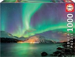 Educa Puzzle 1000 elementów Aurora Borealis