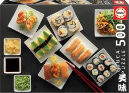 Educa Puzzle 500 elementów Sushi
