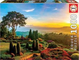 Educa Puzzle 1000 elementów Piękny ogród