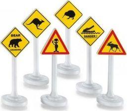 Siku Znaki drogowe międzynarodowe (0894)