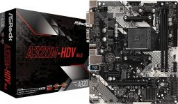 Płyta główna ASRock A320M-HDV R4.0