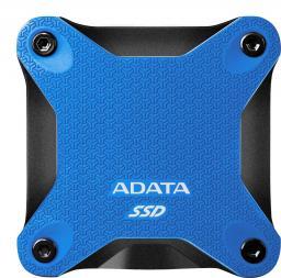 Dysk zewnętrzny ADATA SD600Q 240GB USB3.1 Blue (ASD600Q-240GU31-CBL)