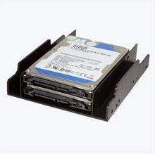 "LogiLink Adapter 3.5"" na dwa dyski 2.5"" (AD0010)"