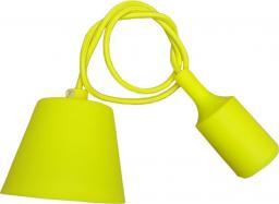 Lampa wisząca V-TAC VT-7228 nowoczesna żółty  (3485)