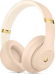 Słuchawki Beats Studio3 Wireless Over-Ear Headphones - The Beats Skyline Collection - Desert Sand - Piasek Pustyni
