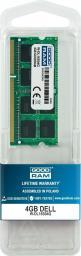 Pamięć dedykowana GoodRam do Dell 4GB/1600(W-DL16S04G)