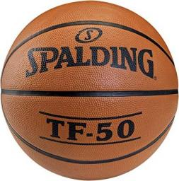 Spalding Piłka do koszykówki TF-50 pomarańczowa r. 7