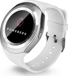 Smartwatch Roneberg RY1 Biały  (RY1)