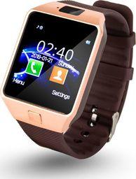 Smartwatch Roneberg R09 Złoty Brązowy