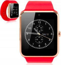 Smartwatch Roneberg Złoty Czerwony