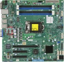 SuperMicro MBD-X10SLM-F-O