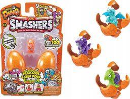Smashers Figurki W Jajku Seria 3 Dinozaury 3-pak