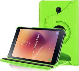 Etui do tabletu Alogy Etui obrotowe Alogy 360 do Samsung Galaxy Tab A 8.0 T380/ T385 zielone uniwersalny