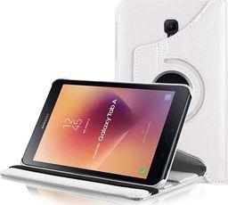 Etui do tabletu Alogy Etui Alogy obrotowe do Samsung Galaxy Tab A 8.0 T380 białe uniwersalny