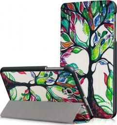 Etui do tabletu Alogy Book Cover do Galaxy Tab A 8.0 T380/T385 Kolorowe drzewko