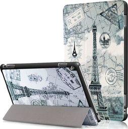 Etui do tabletu Alogy Etui Alogy Book Cover do Huawei MediaPad M3 Lite 10 Wieża Eiffla uniwersalny