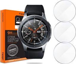 Spigen Szkło Glas.tR Slim x3 do Samsung Galaxy Watch 46mm uniwersalny