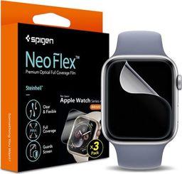 Spigen Folia ochronna Neo Flex x3 do Apple Watch 4 (44mm) uniwersalny