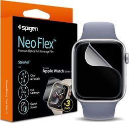 Spigen Folia ochronna Spigen Neo Flex x3 do Apple Watch 4 (40mm) uniwersalny