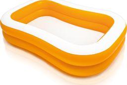 Intex Pripučiamas baseinas Intex Mandarin Swim Center™, 228x147x45 cm