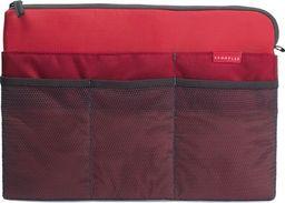 """Etui Crumpler CRUMPLER The Geek Supreme Etui laptop 13"""" czerwone uniwersalny"""