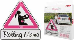 reer Tabliczka samochodowa kobieta w ciąży w aucie REER uniwersalny