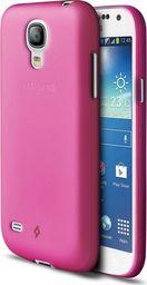 TTEC 0.3mm Etui Samsung Galaxy S4 Mini różowe uniwersalny