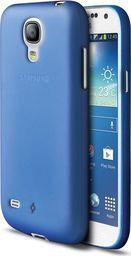 TTEC 0.3mm Etui Samsung Galaxy S4 Mini niebieskie uniwersalny