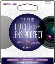 Filtr Marumi MARUMI filtr fotograficzny FIT+SLIM MC UV (CL) 62mm uniwersalny