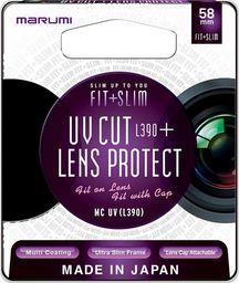 Filtr Marumi MARUMI Fit + Slim Filtr fotograficzny UV 58mm uniwersalny
