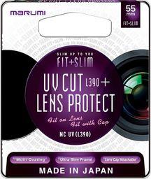Filtr Marumi MARUMI Fit + Slim Filtr fotograficzny UV 55mm uniwersalny