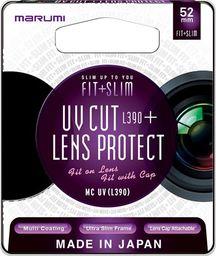Filtr Marumi MARUMI Fit + Slim Filtr fotograficzny UV 52mm uniwersalny